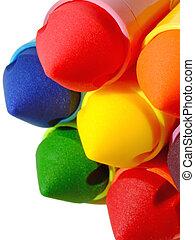 Colors - Colored marker pens