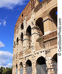 Colosseo detail