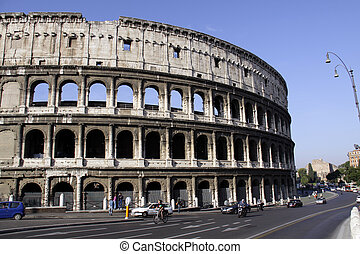 Colosseo in Rome - Colosseum