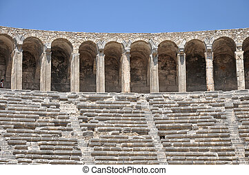 colosseum the Roman Amphitheatre