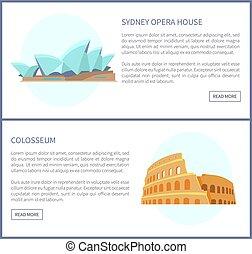 Colosseum vector Illustration - in Australia and Colosseum ...