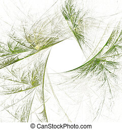 Colour abstract art fibers , background. - Colour abstract...