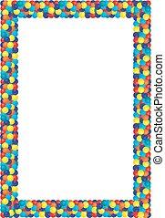 colour border