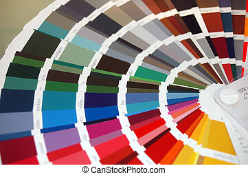 colour chart - color chart with different color patterns