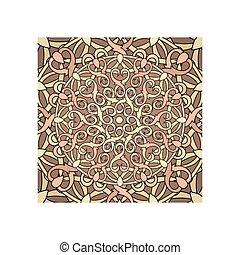 colour decorative background