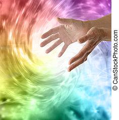 Colour Healing Vortex
