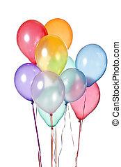 colourful air balloons
