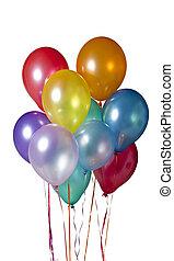 colourful air balloons i