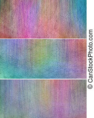 Colourful Cave Wall Grunge Background