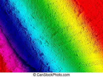 Colourful  Cement Background texture