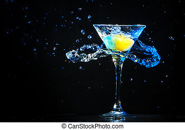 colourful, coctail