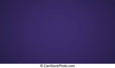 Colourful curved lines on dark blue background