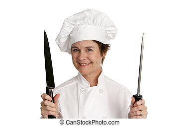 coltello, chef