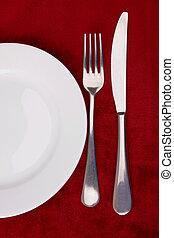 coltello, forchetta