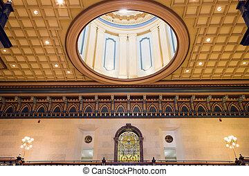 Columbia, South Carolina - State Capitol