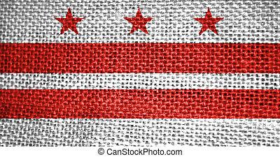 columbia state flag