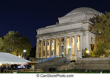 Columbia University Library - The Library of Columbia...