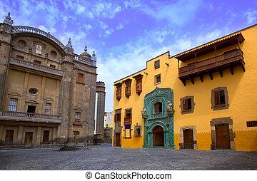 Columbus House Las Palmas Gran Canaria - Columbus House case...