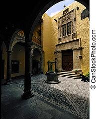 Columbus House(Casa de Colon), Las Palmas, Canary Islands,...