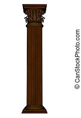 Column - 3D render