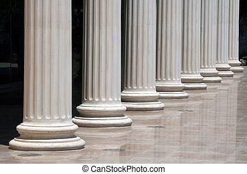 Column array