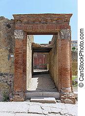 Column door
