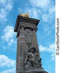 Column in Paris