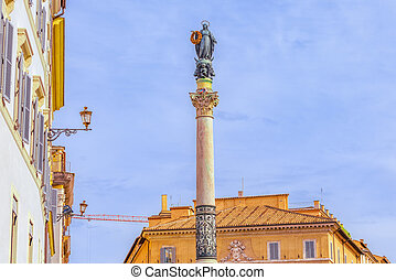 Column of the Immaculate Conception (Colonna...