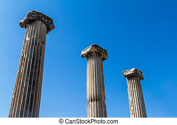 Columns of Ancient City