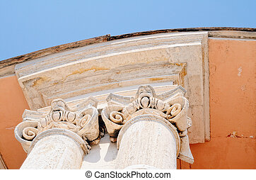 Columns of Cathedral