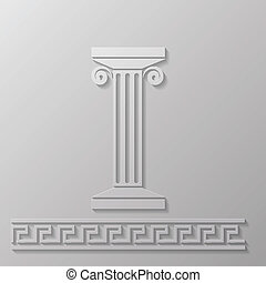 coluna mármore