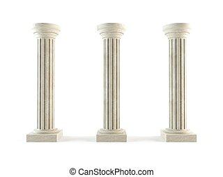 colunas, clássicas