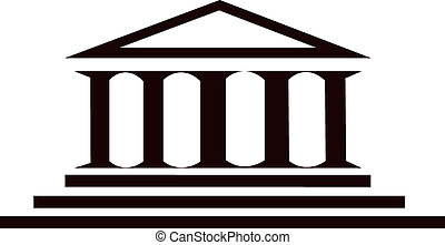 colunas, predios