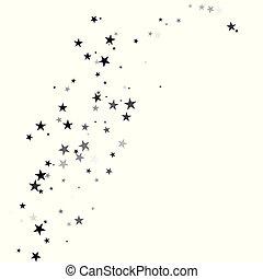 comète, stardust, piste