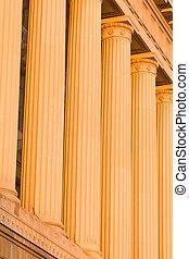 comércio,  Washington,  DC, nós, departamento, colunas