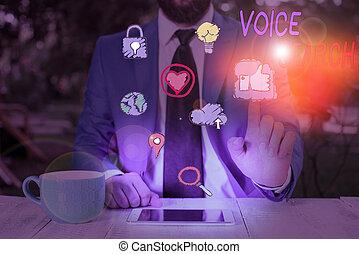 comando, escritura, showcasing, empresa / negocio, búsqueda, permite, nota, search., usuario, internet., actuación, foto, uso, voz