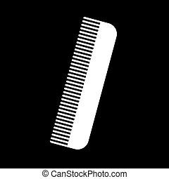 Comb icon .