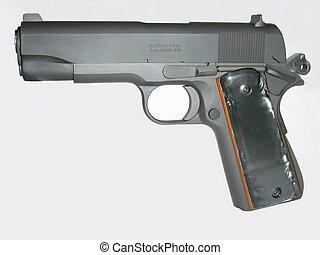 Combat Commander2 - A semi-automatic pistol designed for and...