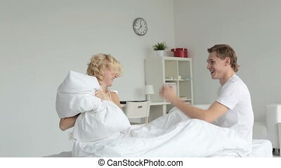 combat oreiller