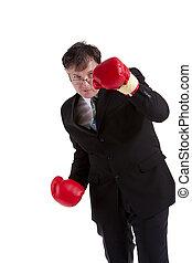 combattimento, affari