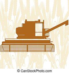 Combine Harvester-6
