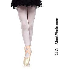 combok, közül, balerina