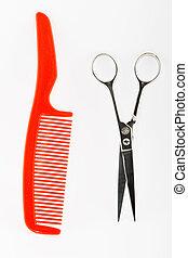 combs scissors