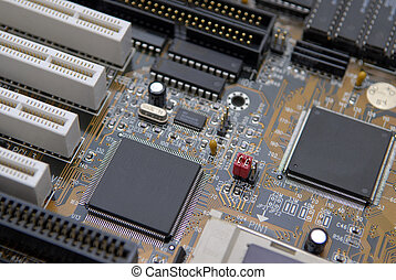 combuter mother board