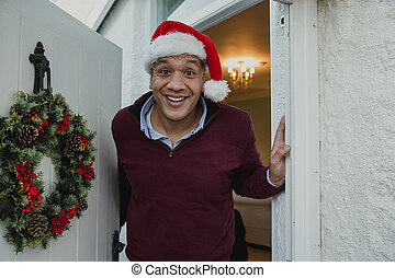 Come In, It's Christmas Time!