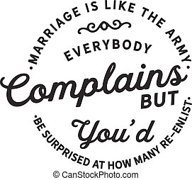 come, matrimonio, esercito