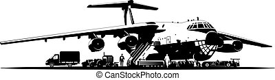 comercial, airliner