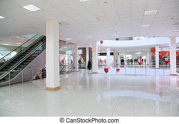comercial, centro