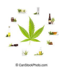 comestible, products., cannabis