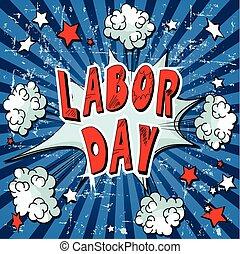 Comic Book Labor Day